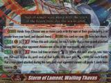 Storm of Lament, Wailing Thavas