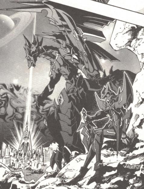 Dark Vanquishing Dragon, Leadbronner