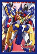 Great Daiyusha card sleeve