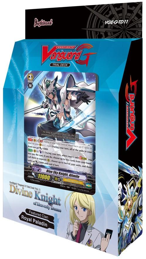 G Trial Deck 11: Divine Knight of Heavenly Decree