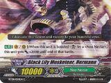 Black Lily Musketeer, Hermann