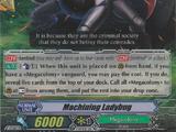 Machining Ladybug