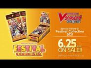 CARDFIGHT!! VANGUARD overDress Special Series 01- Festival Collection 2021