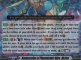 Ranunculus of Phantasmic Blue, Ahsha