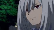 Kouji's wise smile