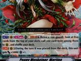 Peony Musketeer, Martina (V Series)
