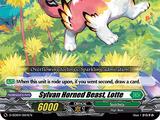 Sylvan Horned Beast, Lotte
