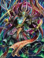 Ice Prison Hades Emperor, Cocytus Reverse (Full Art)