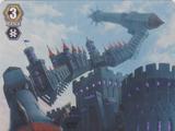 Demon World Castle, Totwachter
