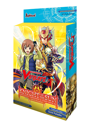 G Start Deck 2: Knight of the Sun
