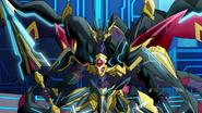 Dark Dragon, Phantom Blaster Diablo (Anime-GC-NC)