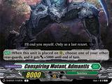 Conspiring Mutant, Admantis