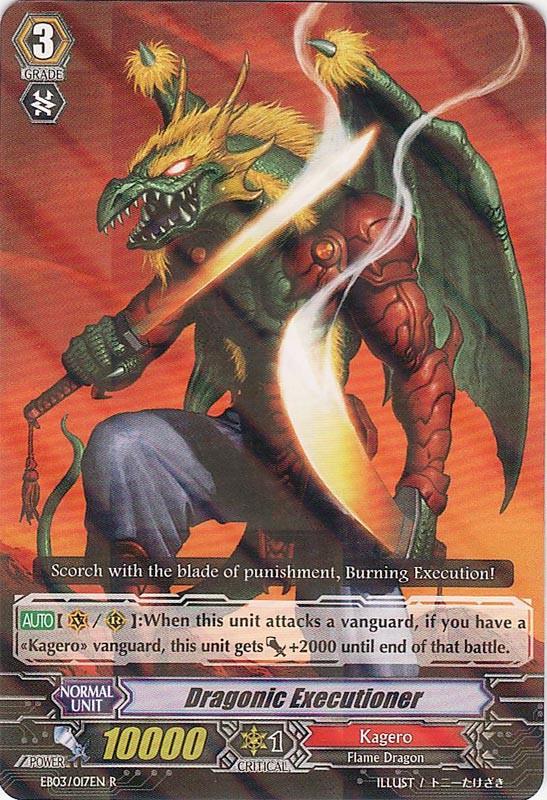 Dragonic Executioner