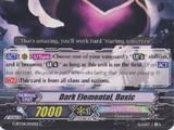 Dark Elemental, Doxic