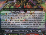 """Dragonic Overlord """"The Destiny"""""""