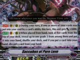 Succubus of Pure Love (V Series)