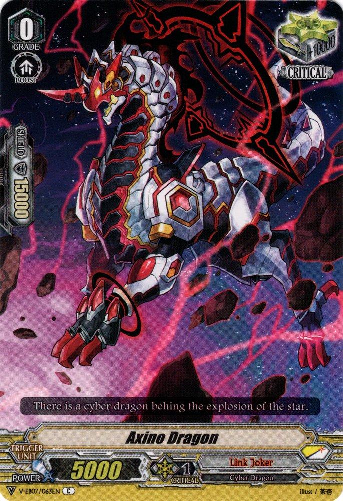 Axino Dragon