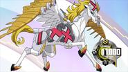 Million Ray Pegasus (Anime-G-NC-2)