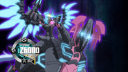 Sovereign Black Dragon, Aurakaiser Dragon (Anime-G-NC)