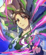 Hexaorb Sorceress (Extra)