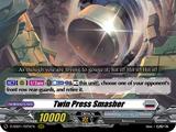 Twin Press Smasher