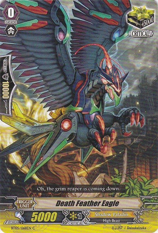Death Feather Eagle