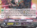 Purple Trapezist
