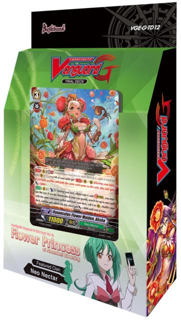 G Trial Deck 12: Flower Princess of Abundant Blooming