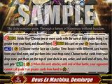 Card Gallery:Deus Ex Machina, Demiurge
