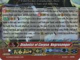 Diabolist of Corpse, Negrosonger