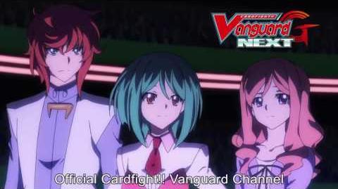 Dub Cardfight!! Vanguard G NEXT TV Animation Promotional Video