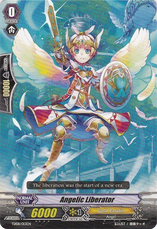 Angelic Liberator