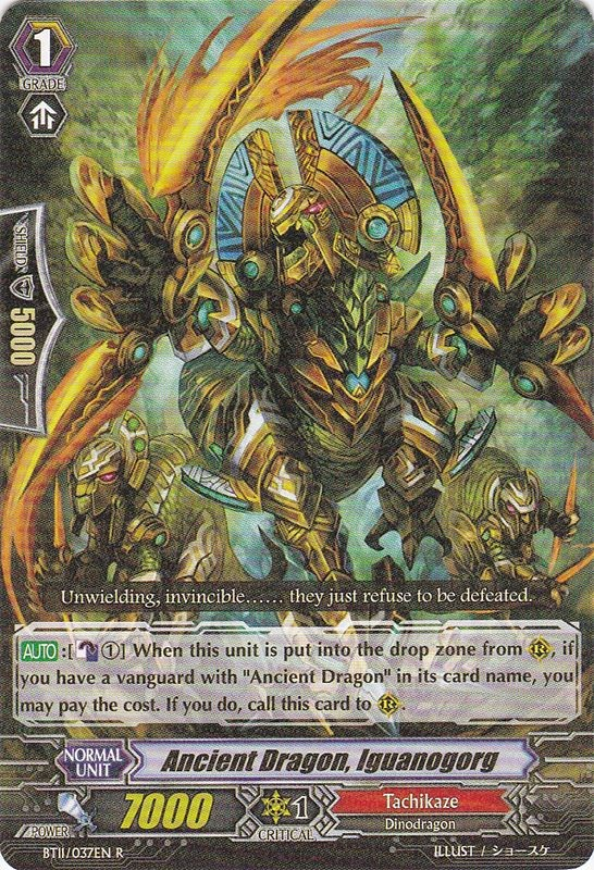 Ancient Dragon, Iguanogorg