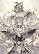 Leading Jewel Knight, Salome and Liberator of Bonds, Gancelot Zenith (Extra)