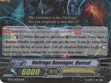 Hellrage Revenger, Quesal