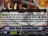 Silver Thorn, Breathing Dragon (V Series)