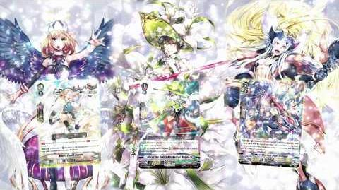 Cardfight!! Vanguard Extra Booster 03 ULTRARARE MIRACLE COLLECTION