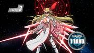 Broken Heart Jewel Knight, Ashlei Яeverse (Anime-LJ-NC-2)