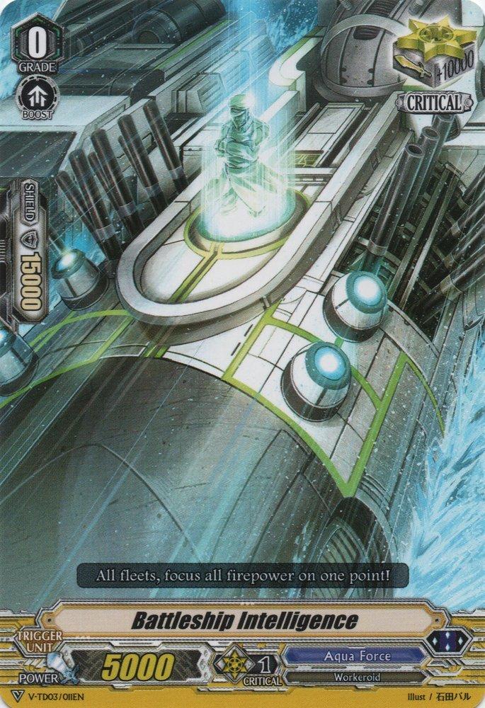 Battleship Intelligence (V Series)