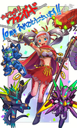 Savage Aggressor with けんこ's other units (Extra-10th Anniversary)