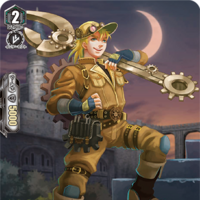 3x Steam Engineer Ibate V-PR//0141EN Cardfight TCG Promo Mint