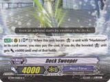 Deck Sweeper