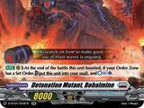 Detonation Mutant, Bobalmine