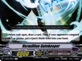 Vermillion Gatekeeper (V Series)