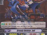 Greedy Deletor, Jail
