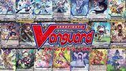 Cardfight!! Vanguard Trial Decks 10, 11, and 12 Chronojet, Altmile, and Ahsha