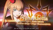 TALES OF CRESTORIA Character Trailer - Yuna Azetta