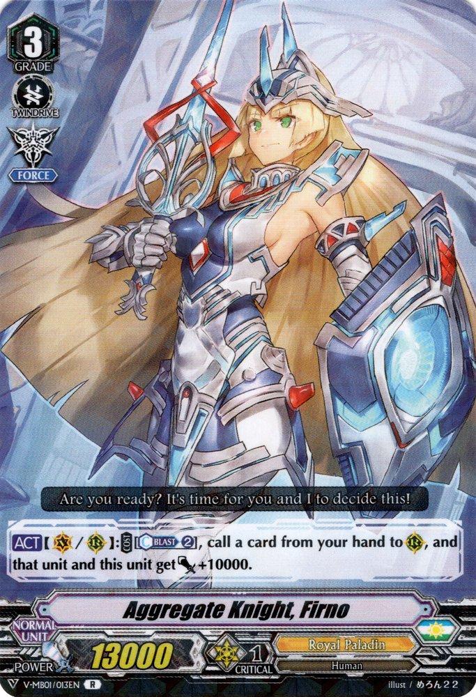 Aggregate Knight, Firno