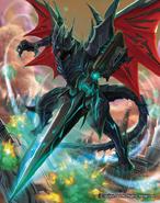 Deathspray Dragon (Full Art)