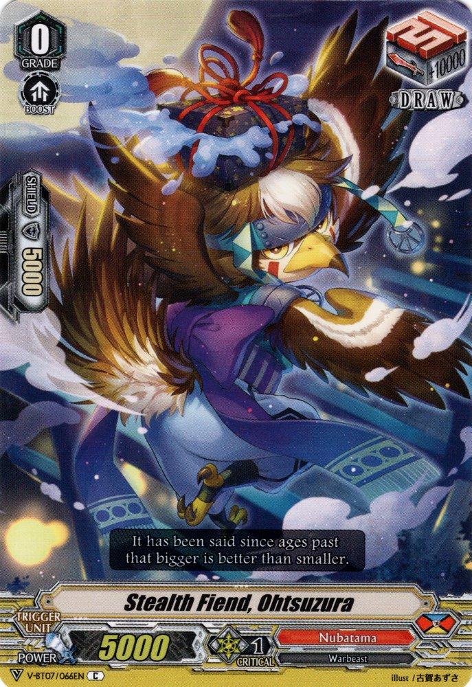 Stealth Fiend, Ohtsuzura (V Series)